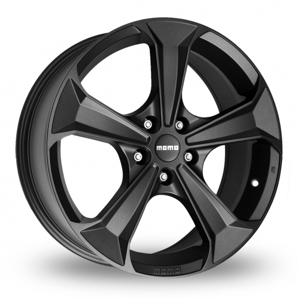 Zoom Momo Sentry_5x112_Wider_Rear Matt_Black Alloys