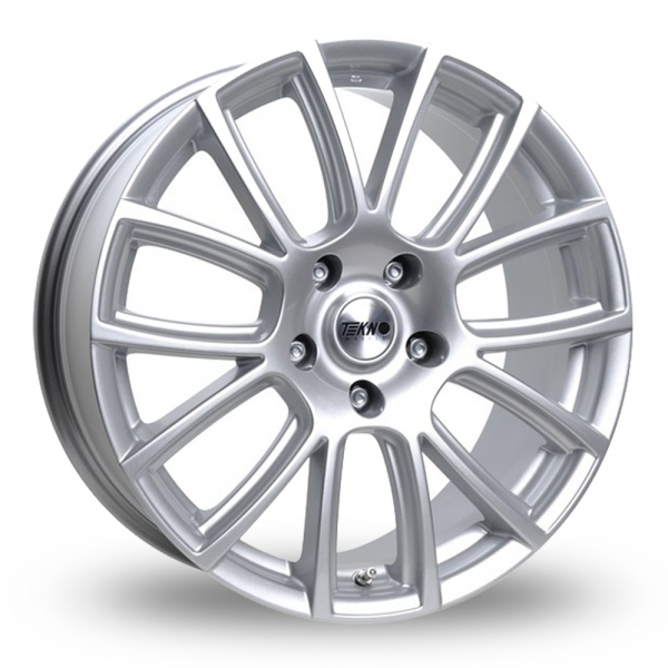 Zoom Tekno RX7 Silver Alloys