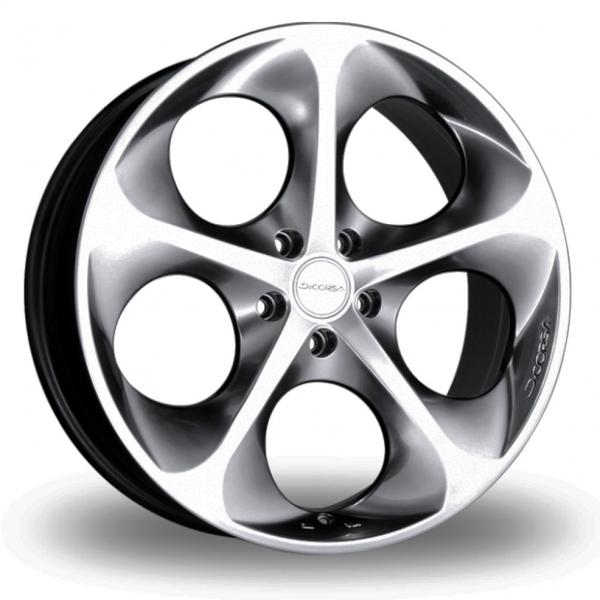 Picture of 17 Inch DeCorsa D635 Phantom Alloy Wheels