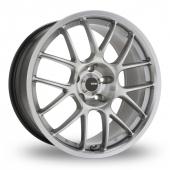 Image for Konig Kilogram_5x120_Wider_Rear Silver_Polished Alloy Wheels