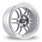Image for Konig Wideopen Silver Alloy Wheels