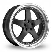Image for Privat Legende_5x120_Wider_Rear Graphite Alloy Wheels