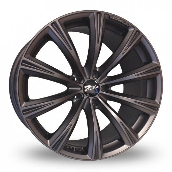 Zoom Zito CRS_5x120_Low_Wider_Rear Grey Alloys