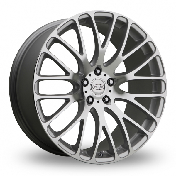 Zoom Privat Weiden Silver_Polished Alloys