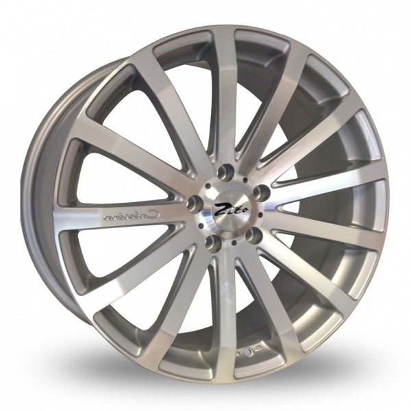 Zoom Zito 183 Silver_Polished Alloys
