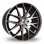 Image for Zito ZL935 Grey Alloy Wheels