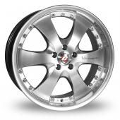 Image for Calibre Voyage High_Gloss Alloy Wheels