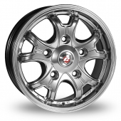 Image for Calibre Dominator High_Gloss Alloy Wheels