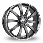 Image for Riva SUV Grey Alloy Wheels