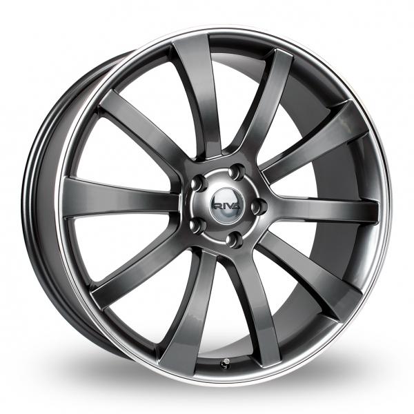 Zoom Riva SUV Grey Alloys