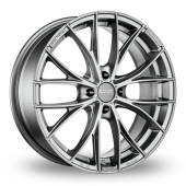 Image for OZ_Racing Italia_150_4_Stud Grigio_Corsa Alloy Wheels