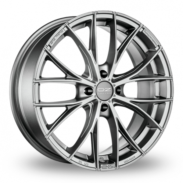 Zoom OZ_Racing Italia_150_4_Stud Grigio_Corsa Alloys