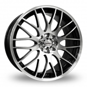 Image for Calibre Motion_2 Black_Polished Alloy Wheels