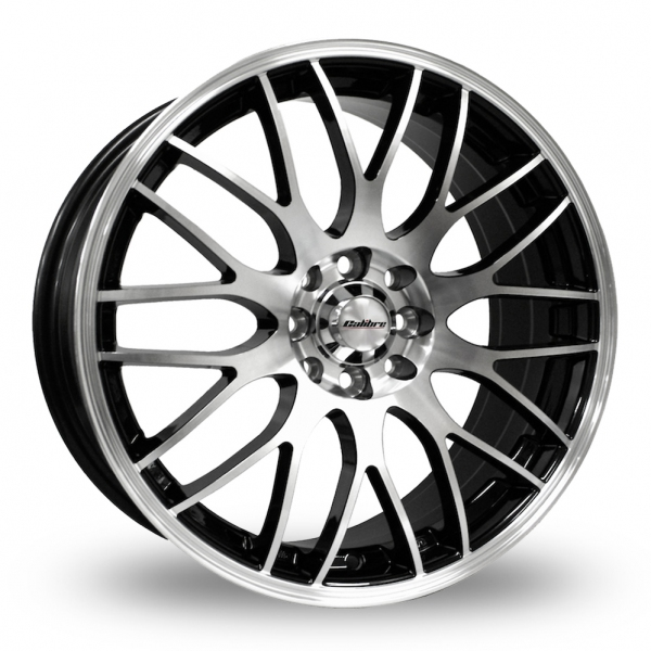 Zoom Calibre Motion_2 Black_Polished Alloys
