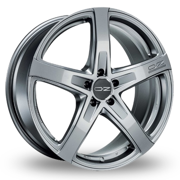 Zoom OZ_Racing Monaco_HLT Grigio_Corsa Alloys