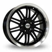 Image for ZCW Grace Black_Polished Alloy Wheels