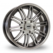 Image for ZCW Grace Shadow_Chrome Alloy Wheels