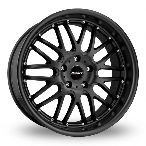 Zoom Calibre Spur Matt_Black Alloys