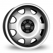 Image for ATS Cup Black_Polished Alloy Wheels