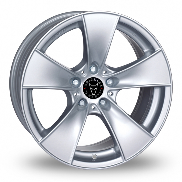 Zoom Wolfrace E Silver Alloys