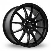 Image for Dare DR-STR Matt_Black Alloy Wheels