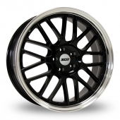 Image for ZCW Angel Black_Polished Alloy Wheels