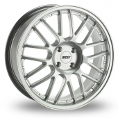 Image for ZCW Angel Silver Alloy Wheels