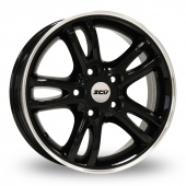 Image for ZCW Force Black Alloy Wheels