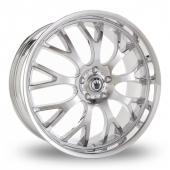 Image for Konig Blix_3 Chrome Alloy Wheels