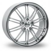 Image for Zito Belair_5x112_Wider_Rear Hyper_Silver Alloy Wheels