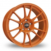 Image for OZ_Racing Ultraleggera_HLT_Wider_Rear Orange Alloy Wheels