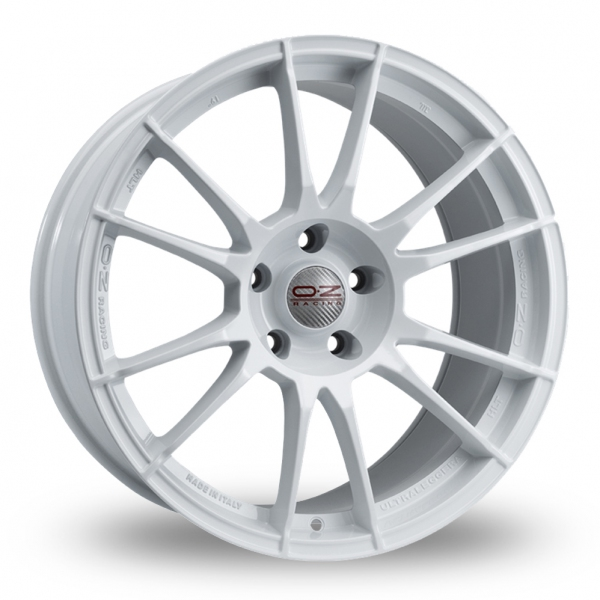 Zoom OZ_Racing Ultraleggera_HLT_Wider_Rear White Alloys