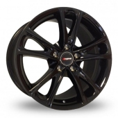 Image for Xtreme X95 Black Alloy Wheels