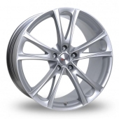 Image for Xtreme X95 Silver Alloy Wheels