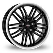 Alutec Black Sun Alloy Wheels