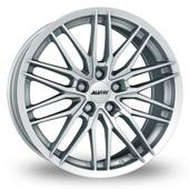 Alutec Burnside Silver Alloy Wheels