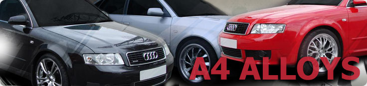 Audi A4 Alloy Wheels