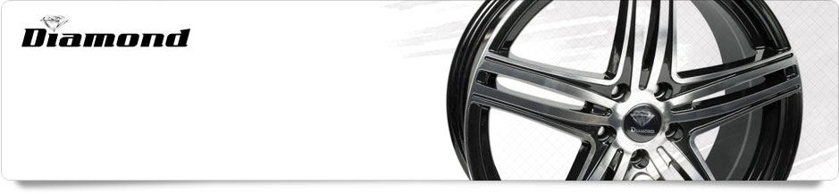 Diamond Alloy Wheels