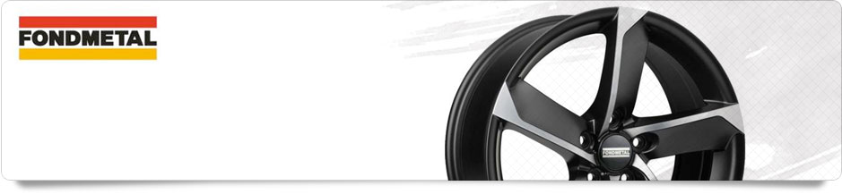 Fondmetal Alloy Wheels