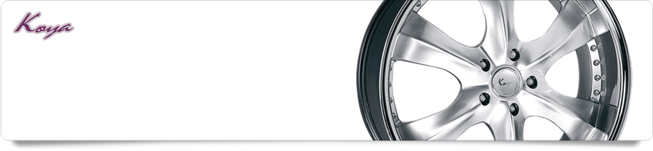 Koya Alloy Wheels