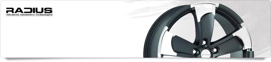 Radius Alloy Wheels