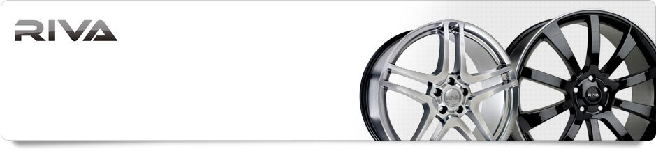 Riva Alloy Wheels