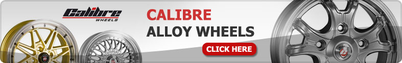 Calibre Alloy Wheels