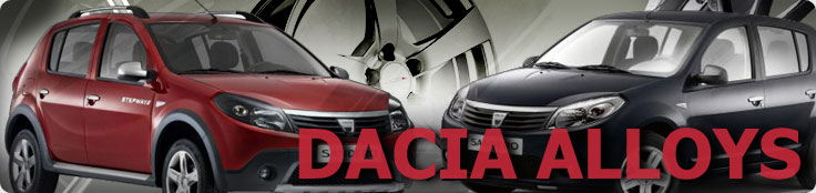 Dacia Alloys