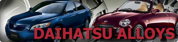 Daihatsu Alloys