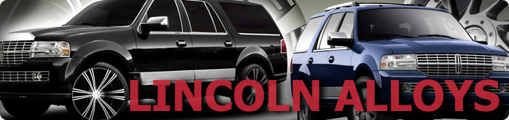 Lincoln Navigator Alloy Wheels