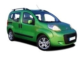 Fiat Qubo Alloy Wheels