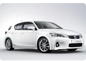 Lexus CT-200 Alloy Wheels