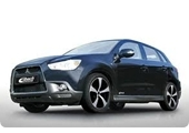 Mitsubishi ASX Alloy Wheels