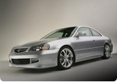 Acura CL Alloy Wheels